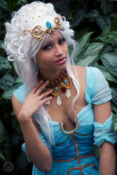 Kida - Atlantis - HA cosplay by the-mirror-melts