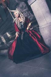 Princess Vivian - Dragon's Crown by the-mirror-melts