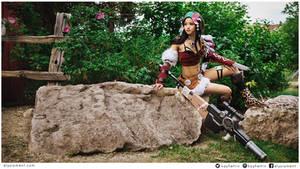 Sharla - Xenoblade Chronicle cosplay