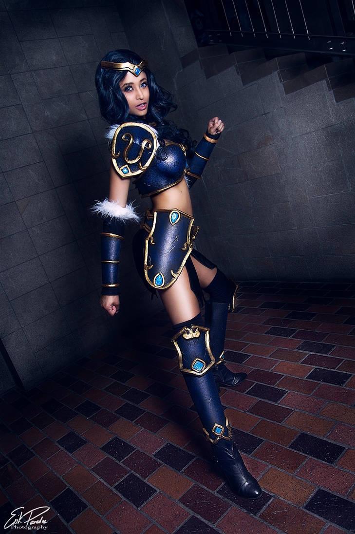 Sivir - The Battle Mistress