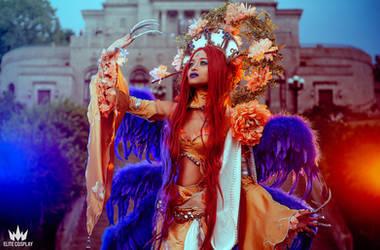 Lilith - Trinity Blood - In bloom