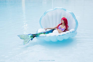Ariel - The Little Mermaid Cosplay by the-mirror-melts