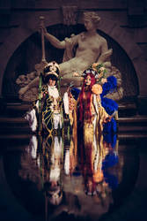 Trinity - Lilith and Seth
