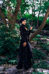 Evil Queen in the Enchanted Forest