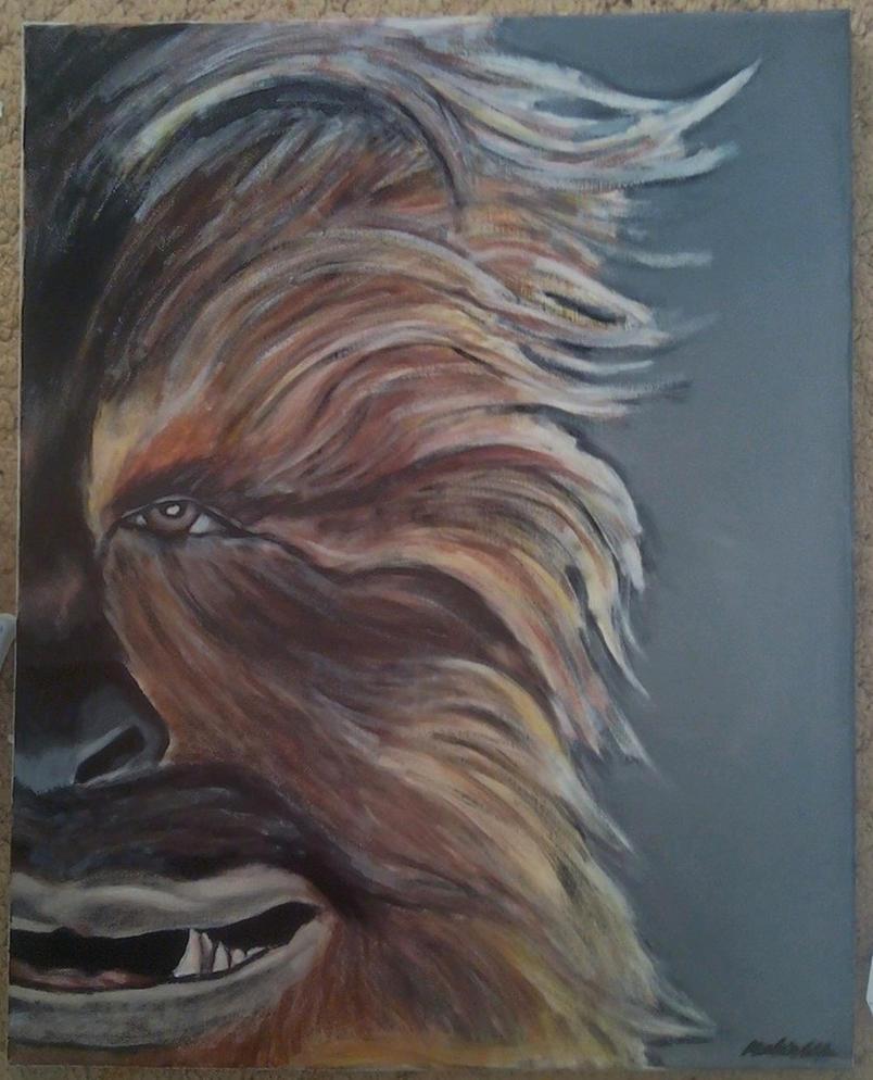 Chewie by marlainawho