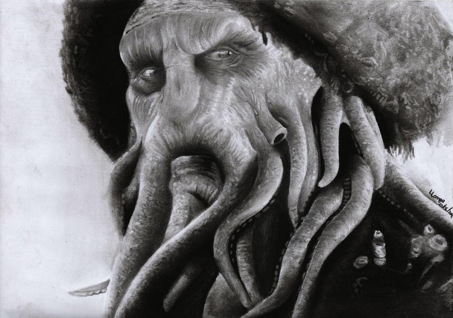 Davy Jones by thekinglion95