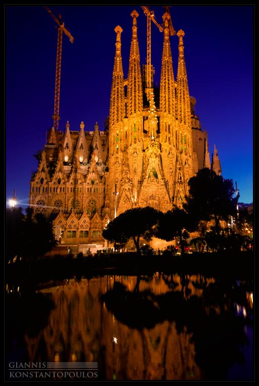Sagrada Familia by toyotaTRD