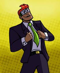MM: Suit up.