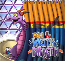 Year of the Water Dragon by g0N3Morganna