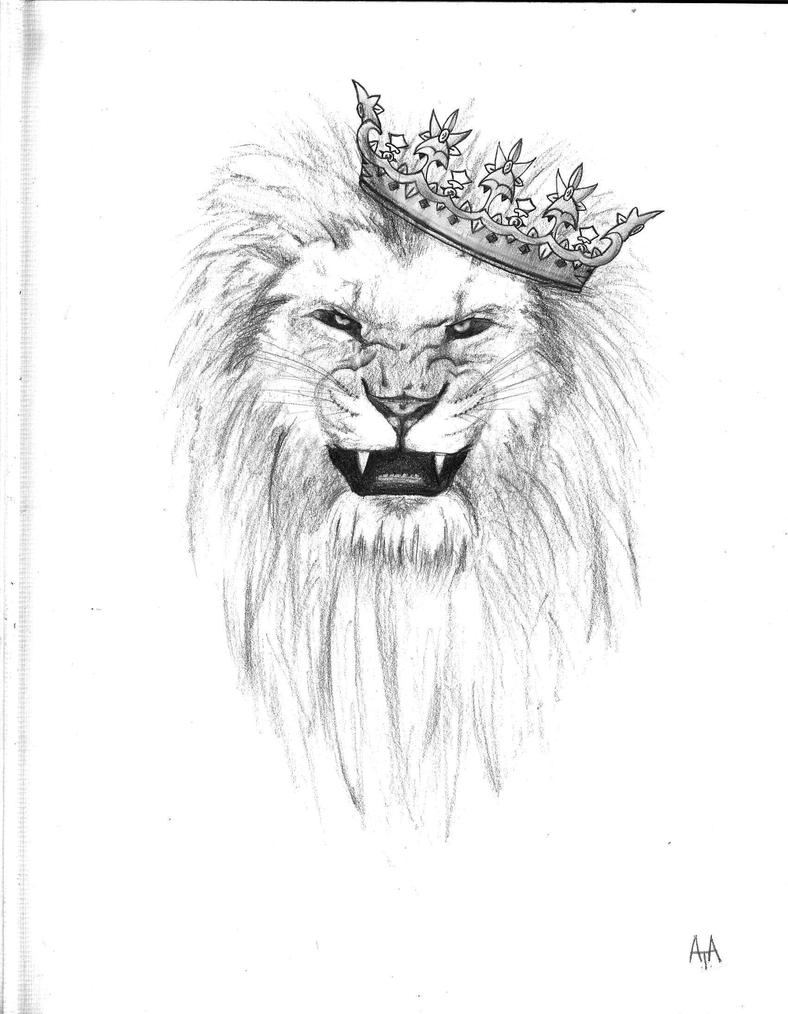 lion tattoo drawing by babiiaquafox on deviantart