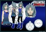 Full metal alchemist OC