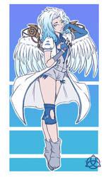 She's angel