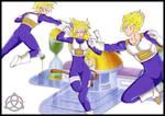 Dragon Ball OC: Training