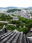 Himeji Castle Wall 3