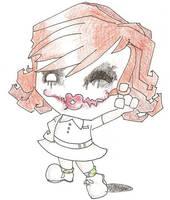 nurse joker doodle by user-name-here