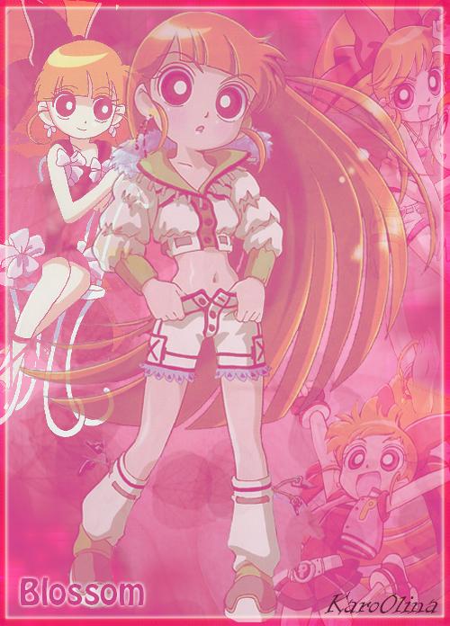 PPGZ DVD Cover: Hyper Blossom by Karo0liNa