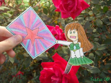 Paper Child: Card Seeker