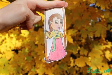 Paper Child: Autumn Afternoon