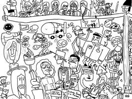 The Cool Doodles 1