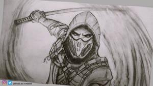 Scorpion - Mortal kombat 11