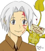 Happy Birthday Allen Walker by AnimeFan-16