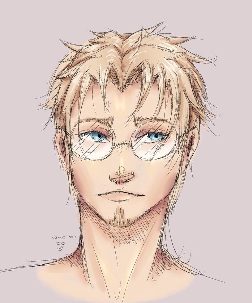 Glasses by Derythiel