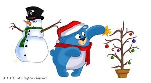 Christmas by Alitur