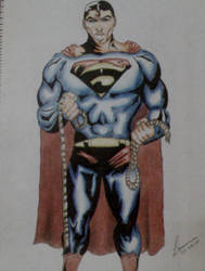 Superman by MagooPV