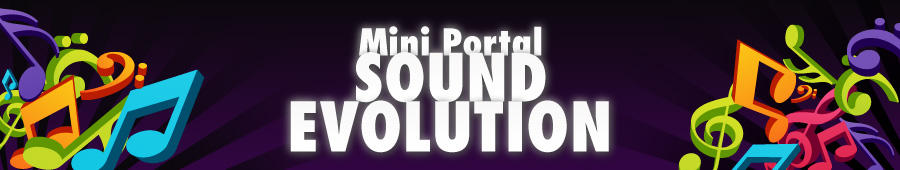 Banner Portal Sound Evolution