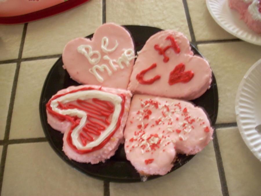 Cake Batter Chrt