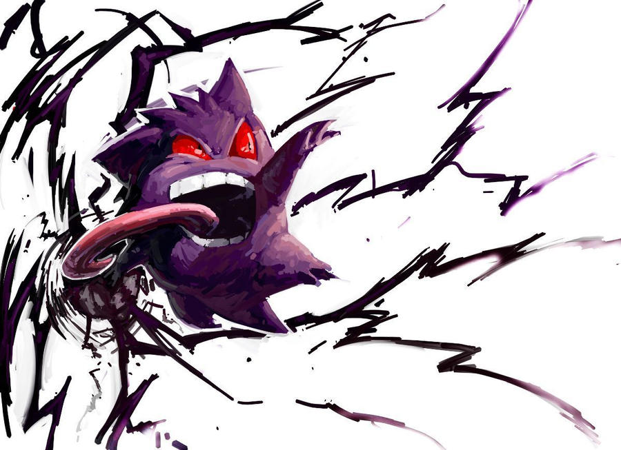 How To Use: Gengar! Gengar Strategy Guide! Pokemon - YouTube
