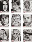 Star Wars Galaxy Cards 6