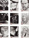 Star Wars Galaxy Cards 7