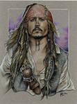 Color - Jack Sparrow