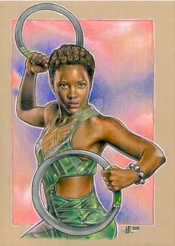 Lupita Nyong'o Nakia