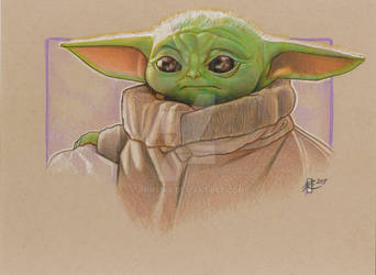 Baby Yoda 1