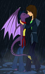 Under the Rain by Mowo64