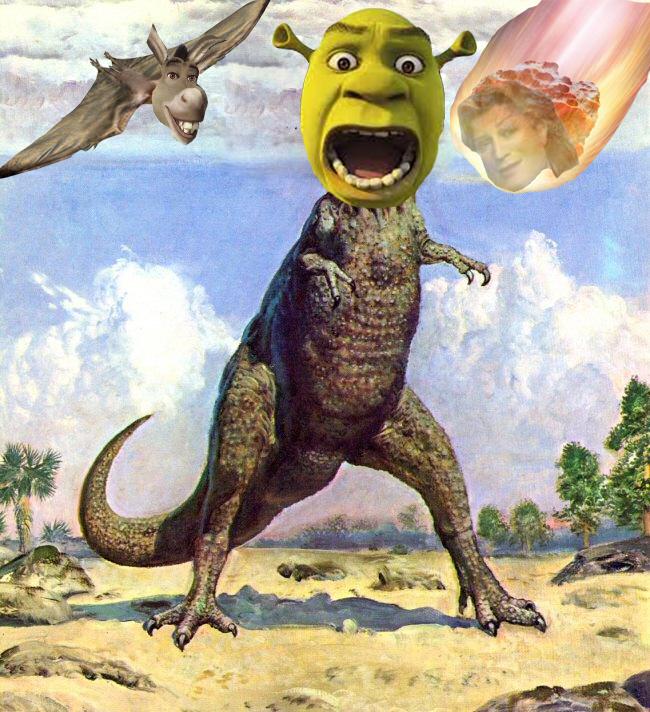 T-Shrek by Marshmllow89