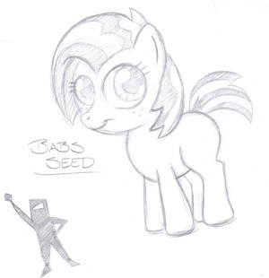 MLP - Babs Seed (and CommanderVideo) -