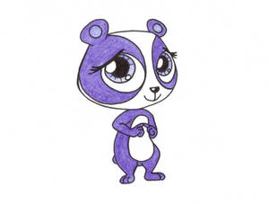 LPS - Penny Ling Color -
