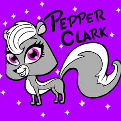 LPS - Pepper Clark -Gift for Drizzle117-