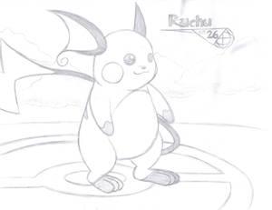 PDX3DPro - #026 Raichu