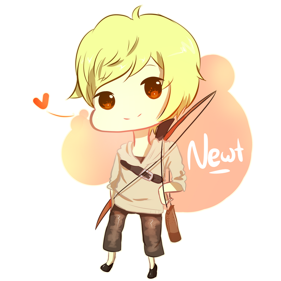 Image result for newt drawings tmr