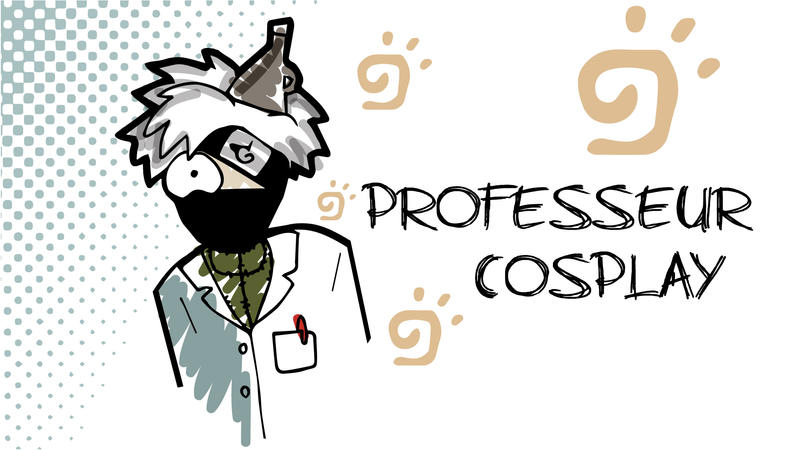 Professeur Cosplay by yonkomacosplay