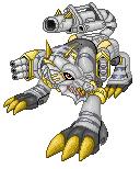 Chaos ZD garurumon by chuncho95