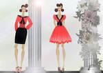 Fashion illustration 2 by Carla-lima