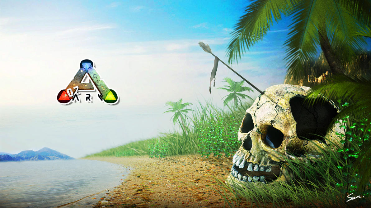 Ark Survival Evolved By Dsamm