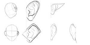 Mapping Ears Human/Elf