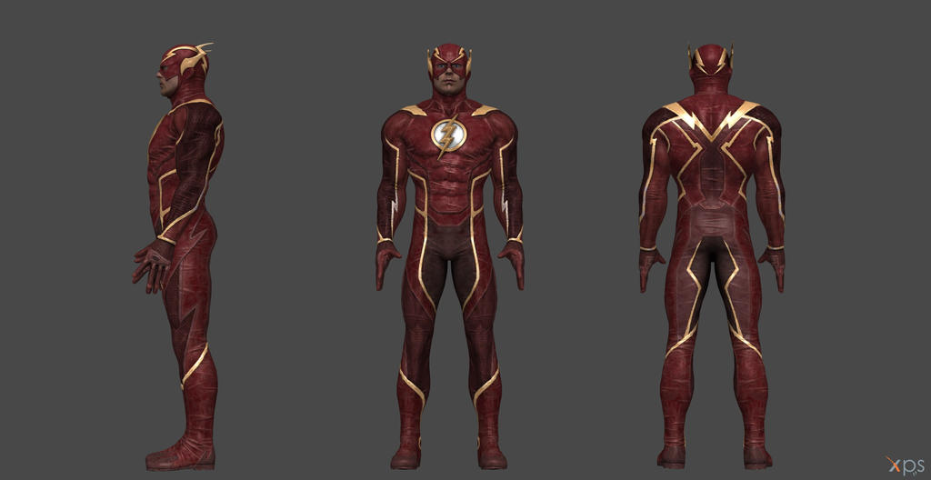 Injustice 2 Flash by SSingh511