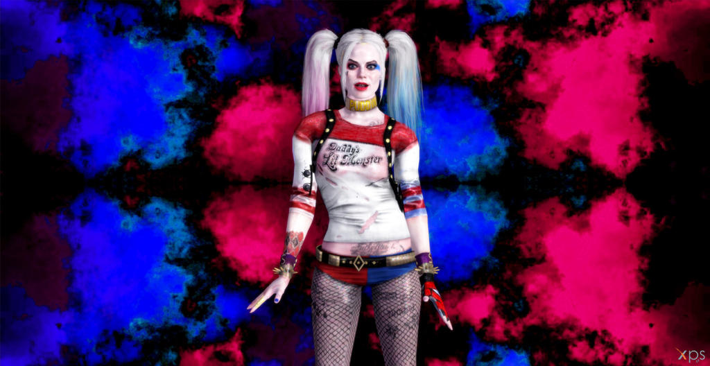 Harley Quinn Suicide Squad by SSingh511